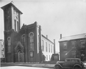 First Union Church Building