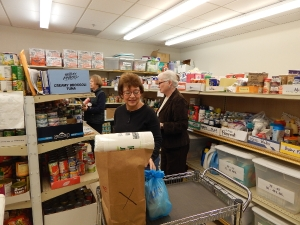 Food Pantry at Union UMC